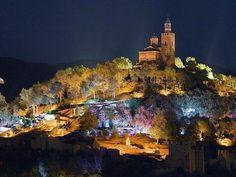 Tsaravets Fortress  City of the Kings Veliko Tarnovo
