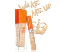 Rimmel Wake Me Up Foundation recommended by Tanya Burr and Zoella