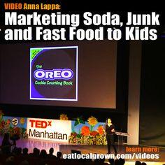 Article junk food giants