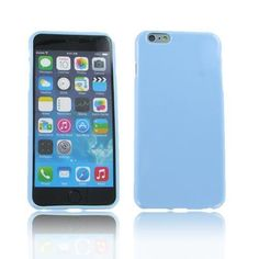 """Soft Plastic Gel Back Case Cover Crystal Silicone Skin For iPhone 6 Plus 5.5"""" #Unbranded"""