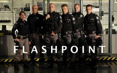 Flashpoint - new obsession!