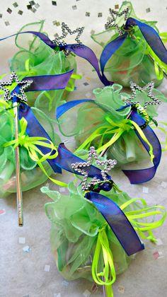 Fairy Princess Tea Party Favor Set of 8 by BonFortune on Etsy, $32.00