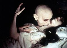 Image detail for -... Of Dracula nosferatu 1979 bites neck still – Classic Horror Campaign
