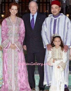 Caftan et tenue royal  princesses