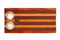 Serving Board with Bowls 2 by Woodnewz Serving Board, Tapas, Bowls, Design, Decor, Serving Bowls, Decoration, Decorating