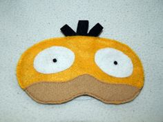Psyduck Eye Mask instead of psyduck make it espeon