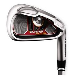 Buy the TaylorMade Burner Plus Iron Set at discount prices. Shop TaylorMade iron sets at Hurricane Golf. Mens Golf Clubs, Golf Clubs For Sale, Wilson Golf, Pam Pam, Discount Golf, Golf Club Sets, Iron Steel, Golf Irons, Taylormade