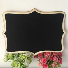 Cheap board plywood, Buy Quality blackboard sticker directly from China blackboard material Suppliers: 		Large 20x27cm Handmade Wooden Blackboard Chalkboard chalk board Framed for Wedding Event Party Decoartion Baby Shower