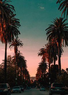 Los Angeles Wallpaper, Beautiful Landscape Wallpaper, Beautiful Landscapes, Aesthetic Backgrounds, Aesthetic Wallpapers, Los Angeles Pictures, California Pictures, California California, Los Angeles California