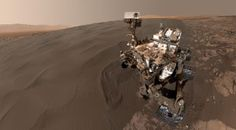 NASA Celebrates 5 Years of Curiosity With New Mars Rover Video