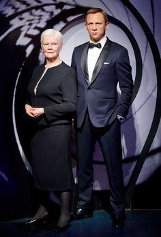 *m. Bond with M