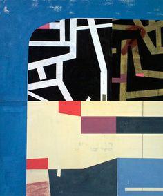 Saatchi Online Artist Jim  Harris; Painting, 衛星都市 2 #art