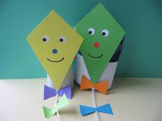 kids crafts treat holder