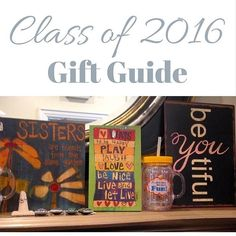 Newest blog post!! I help you keep it simple & meaningful. What are you getting your #classof2016  #graduate #giftideas #giftguide #giftgiving #makelifeeasier sorry no direct link in IG but link to website in bio! Easy to find  at http://ift.tt/1qjfBf1