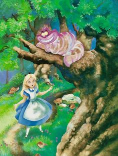 ALICE IN WONDERLAND BY FRANC MALEU AND HOLLY HANNON