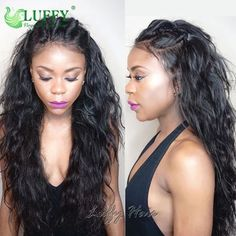 Provide High Quality Full Lace Wigs With All Virgin Hair And All Hand Made. Wholesale Human Hair Wigs Long Jet Black Wig Best Wigs For African American Women Natural Waves Hair, Natural Hair Styles, Flat Top Haircut, Wholesale Human Hair, Wigs For Black Women, Black Men, White Women, Black Girls, Human Hair Lace Wigs