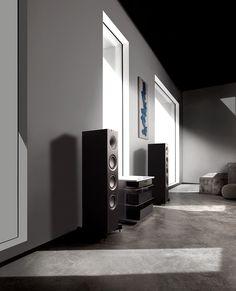 KEF Q550 Floorstanding Speaker - United States
