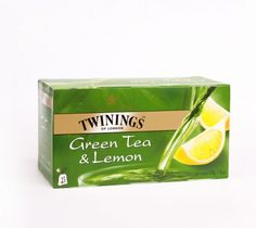 Twinings Green Lemon 25Bags at Rs.220 only!