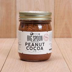 Big Spoon Roasters Nut Butters