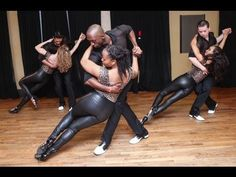 ▶ Balmir's Kizomba at Balmir's Latin Dance Studio 2nd anniversary - YouTube