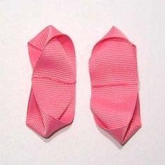 木の葉型リボンの作り方(4) Ribbon, Accessories, Fashion, Scarf Tieing, Hair Bows, Tape, Moda, Fashion Styles, Band