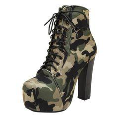 7c6b491e046d1 women-s-high-heels-platform-camouflage-boots Chunky High Heels