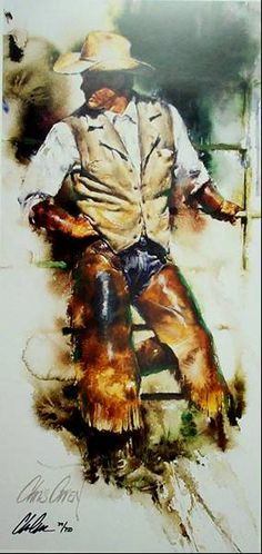 Chris Owen Artist Cowboy and Western Art Prints capture the ranch style life in all it detail. Cattle drives, Horses and more. Cowboy Horse, Cowboy Art, Western Cowboy, Chris Owen, Art Watercolor, Into The West, West Art, Cow Girl, Horse Art