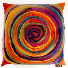 Debage Home - Textured Pillows & Colorful Napkins & Rings on Joss and Main - via http://bit.ly/epinner