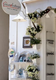 Whistlestop Cafe Cooking: Traveling Tuesday ~ Casa e Bottega ~ Positano