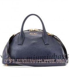 Cheap Miu Miu Leather Tote Outlet Sale in 2013/2014