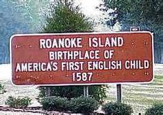 lost colony of roanoke - Bing Images