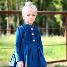 SweetHoney - CLOTHING - Belle Corduroy Jacket - Rain (Presale)