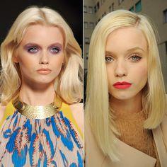 Make-up comparison