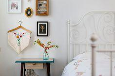Casinha colorida: Anos 60 com luz natural