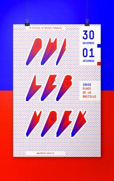 Oh ! les voix poster by Romain Gorisse