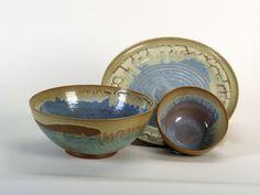ceramic bowl, ceramic platter, ceramic dish, home decor, https://www.etsy.com/il-en/shop/IngridDebardCeramics