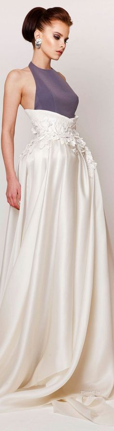 Long Ivory Flower Girl Gowns, If you like this item, please visit http://www.shopcost.co.uk/gowns