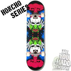 MGP Honcho Series The End 7.75 Inch | librance.com
