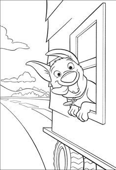 bolt fun coloring page bolt car coloring pages