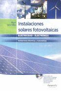 Instalaciones solares fotovoltaicas / Miguel Moro Vallina