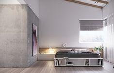 decorar dormitorio principal diseno minimalista zrobym architects ideas