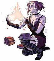 Molly Carpenter's spells