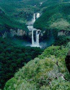 Parque Nacional da Chapada dos Veadeiros - Goiás State