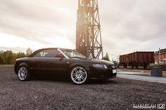Audi A4 Cabrio   Clemens Alt Photography