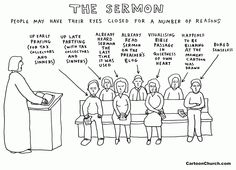 Rectory Musings: The Great Preaching Experiment