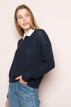 Brandy ♥ Melville | Bronx Sweater - Clothing