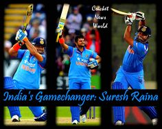 Suesh Raina: India's Game changer in World Cup!
