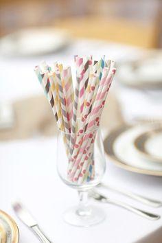 pretty straws!