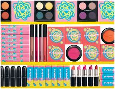 Shop MAC Cook MAC Collection for spring 2012
