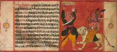 Devi Attacking a Demon | Cleveland Museum of Art